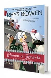 Queen of Hearts - Upcoming Tour Dates and Appearances by Rhys Bowen