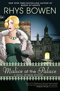 Malice at the Palace by Rhys Bowen