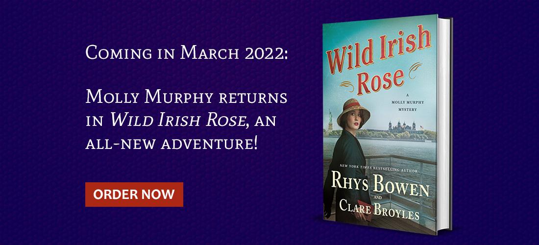 Wild Irish Rose by Rhys Bowen